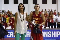 Eurobasket U20 2015 - Leticia Romero (MVP)