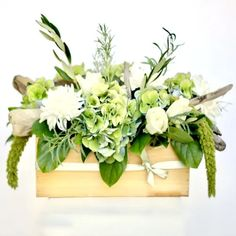 Mid-Range (like the photo)$145.00 . Drift wood and west coast elements combined with garden blooms in this charming wooden box arrangement. foxgloves flowers victoria bc florist west coast garden Wedding Centerpieces, Wedding Table, Wedding Day, Floral Wedding, Wedding Flowers, Victoria Wedding, Drift Wood, Pampas Grass, Island Weddings