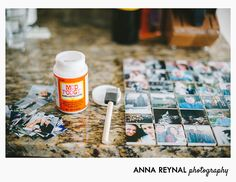 Photography by Anna: DIY: Tile Magnets