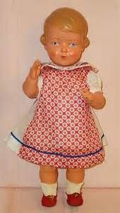 Image detail for -Vintage14inch *GERMAN CELLULOID DOLL*Turtle Mark by Schildkrote used ...