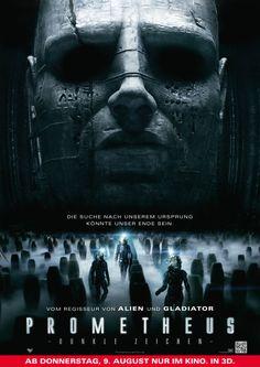Poster zum Film: Prometheus - Dunkle Zeichen