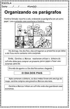 you get the best experience on our Writing Activities, Teaching Resources, Learn Portuguese, Context Clues, Education English, Write It Down, Hair Images, Exercise For Kids, Bullying