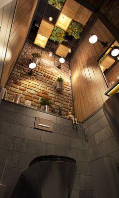 Creative Bathroom Design Ideas You Should Try Out Wc Design, Toilet Design, House Design, Design Ideas, Ideal Bathrooms, Beautiful Bathrooms, Small Bathroom, Washroom Design, Bathroom Interior Design