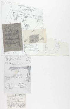 Joseph Beuys, mit Filzplastik, 1981
