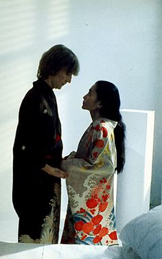 ♥♥John Lennon...com Yoko Ono♥♥ ♥♥♥♥          *****Murilo Vidal.