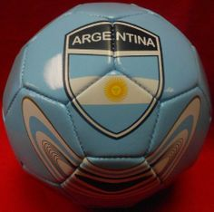 Argentina Size 2 Soccer Ball Officially Rhinox