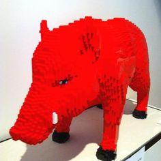 Lego razorback