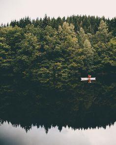 Adventure awaits. // Photography by Johannes Hoehn.