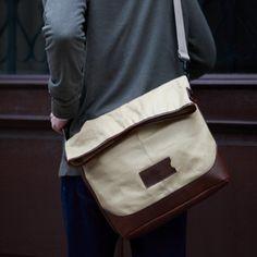 cross shoulder bags mens