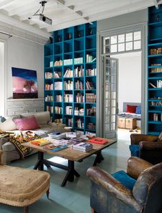Amazing Bookshelves Design Ideas Living Room – Home Interior and Design