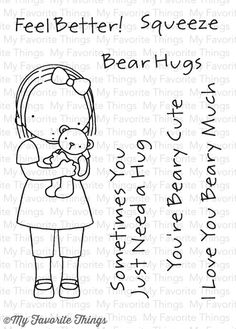 Pure Innocence Bear Hugs