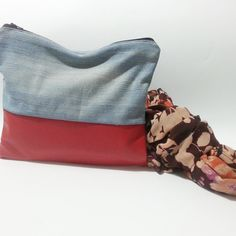 pochette+in+jeans+primavera/estate+di+Virgin+-+Handmade+Bags+and+more++su+DaWanda.com