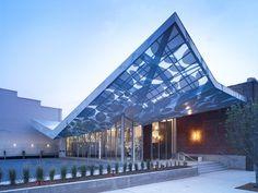 Museo de Arte Contemporáneo / Brooks + Scarpa y Clearscapes