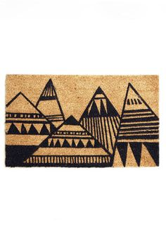 Home Decor - Roam Sweet Roam Doormat