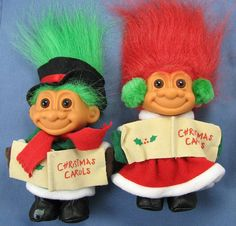 My sister loves these trolls, she had a collection when she was little.