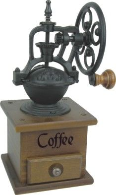 http://www.takhop.com/category/Coffee-Grinder/ French Coffee Grinder - I love collecting these