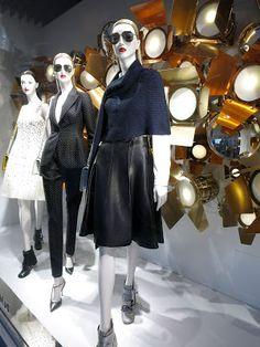 Dior, London. http://www.retailstorewindows.com