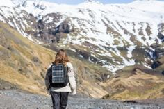 #Arraybackpack in Iceland