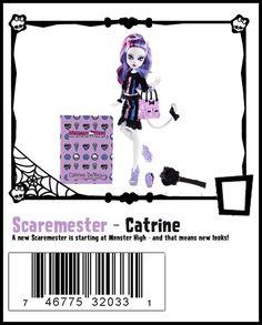 Scaremester Catrine