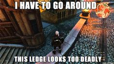 The real danger #TheWitcher3 #videogames #games #gaming #LOL #TVGM #memes