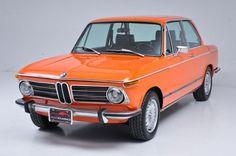 Dinan Serviced Driver: 1972 BMW 2002tii