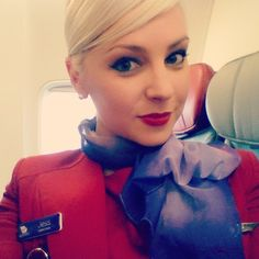 I, with no ounce of a doubt. Bloody love my job! Every day is a different destination with a chance of meeting new people and creating amazing experiences and memories. I'm one extremly lucky girl! #virginaustralia #flightattendent #cabincrew #love #career #comeflywithme