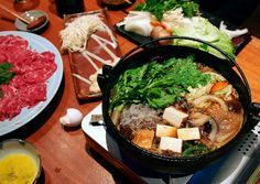 Shabu shabu!   #food #Japanese #foodies