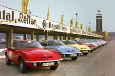 Yep, the most interesting cars in the world. Opel Gt, Ground Transportation, Import Cars, Car In The World, Car Manufacturers, Buick, Car Ins, Corvette, Luxury Cars