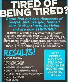 Thrive by Le-Vel. JessBailey.Le-Vel.com