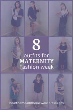 maternity fashion week