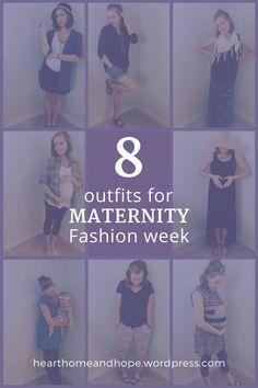maternity fashion week