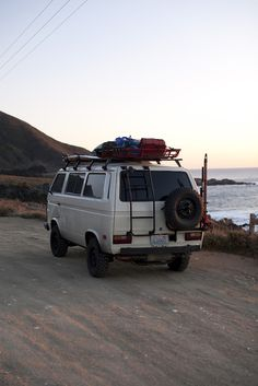 Tintop putting in work! Cool blog about vanlife: A Restless Transplant