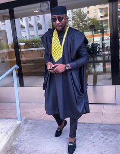 African Male Suits, African Shirts For Men, African Dresses Men, African Clothing For Men, African Attire, African Wear, African Style, Nigerian Men Fashion, African Men Fashion