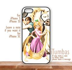 characters tangled walt disney character  For iPhone 5, iPhone 5s, iPhone 5c Cases