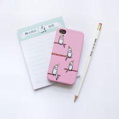 cockatiel bird case for iphone by vivid please | notonthehighstreet.com
