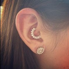 I Tried It: Daith Piercing | Body & Beauty | Houstonia