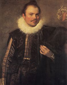 Frans Hals - portrait of an unknown man 1619.jpg