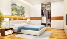 Browse for Beautiful Interior design ideas for Bedroom. Select for your favourite Bedroom Interior Design looks and let us to make it a reality. Wardrobe Interior Design, Door Design Interior, Beautiful Interior Design, Wardrobe Laminate Design, Luxury Wardrobe, Dressing, Modern Bedroom Design, Home Decor Items, Teak