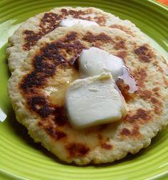 Gorditas de azucar (sweet gorditas)
