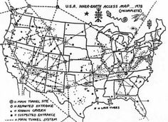 MAPS - Underground Tunnels, Unexplained Booms And Mysterious 'Hums' - Has The US Government Been Setting Up Underground Facilities Throughout The United States, Right Under Our Noses? Tunnel Boring Machine, Us Government, Alternative News, New World Order, Conspiracy Theories, Ancient Aliens, Illuminati, Planer, Mystery