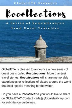 Recollections: A new blog series from GlobalETALibrary.com!