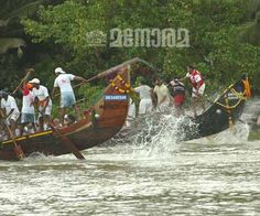 Latest news from India, World, Entertainment, Science, Health and Technology Kerala Backwaters, Small Island, Natural Beauty, Beautiful Places, Racing, Boat, River, City, Gallery