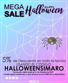 Por tiempo limitado. Compra aquí 👉 http://simaro.co/ @SimaroColombia #SimaroColombia #SimaroCo #Halloween #HalloweenEnSimaro 🎃 #Mask #Mascaras 🎭🎁 #Disfraz #Costume #LoEncontramosPorTi #WeFindItForYou #SimaroMx 🇲🇽 #SimaroBr 🇧🇷 #Promo #Novedades #Compras #Regalos #Candy 🍫🍬 #Ofertas #Sale #Promociones #Virtual #ComercioElectronico #Envios #Delivery #CompraOnline