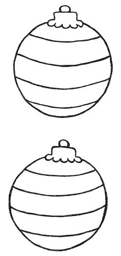 printable christmas ornament templates click on the template image