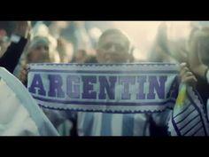 Publicidad CLARO Mundial 2014 - Que lindo es el futbol !