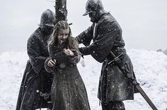 'Game Of Thrones': Stannis & Melisandre Should Burn In Hell For Shireen'sMurder