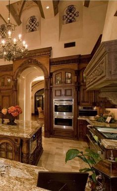 26 Top Traditional Kitchen Interior Design Ideas for Your Classic Home Luxury Kitchens Classic Design Home Ideas interior Kitchen Top traditional Home Design Decor, Dream Home Design, Interior Design Tips, Interior Design Kitchen, Kitchen Decor, Home Decor, Design Ideas, Kitchen Ideas, Classic House Design