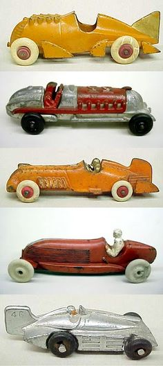 toy racing cars