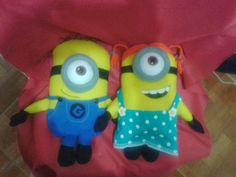 Minions, Fictional Characters, Art, Art Background, The Minions, Kunst, Performing Arts, Fantasy Characters, Minions Love