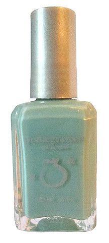 Pomegranate Nail Lacquer — Beach House - blue-green nail polish